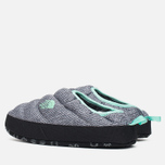 The North Face Nuptse Tent Mules III Women's Slippers Grey/Blue photo- 2