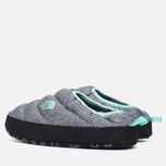 Женские тапочки The North Face Nuptse Tent Mules III Grey/Blue фото- 2