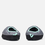 Женские тапочки The North Face Nuptse Tent Mules III Grey/Blue фото- 3