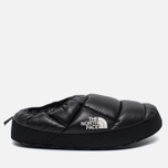 Мужские тапочки The North Face Nuptse Tent Mules III Shiny Black фото- 0