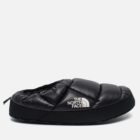 Мужские тапочки The North Face Nuptse Tent Mules III Shiny Black