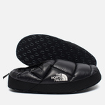 Мужские тапочки The North Face Nuptse Tent Mules III Shiny Black фото- 2