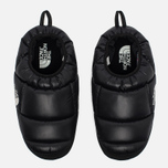 Мужские тапочки The North Face Nuptse Tent Mules III Shiny Black фото- 4