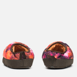 Женские тапочки The North Face Nuptse Tent Mules III Floral/Deep Brown фото- 3