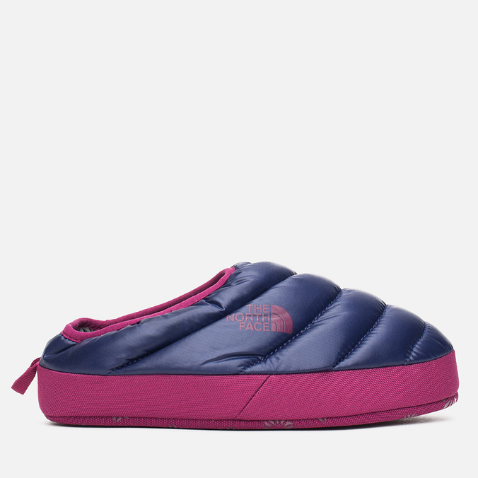 Женские тапочки The North Face Nuptse Tent Mules III Purple/Pink