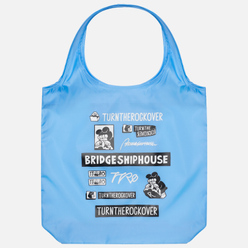 Сумка Medicom Toy x Bridge Ship House Eco Blue