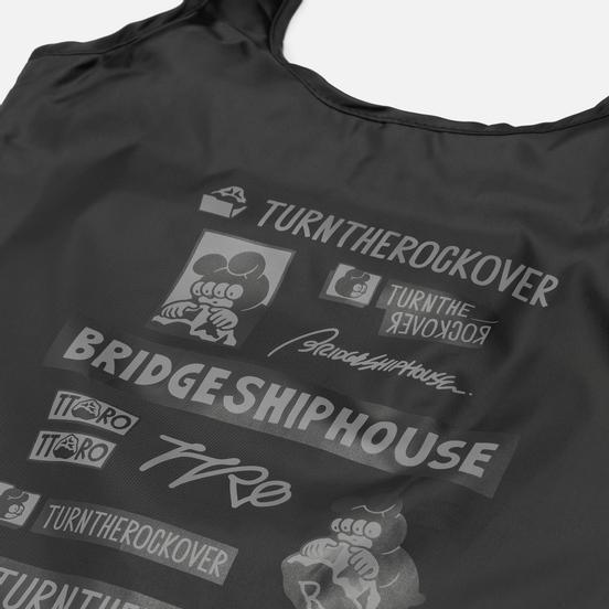 Сумка Medicom Toy x Bridge Ship House Eco Black