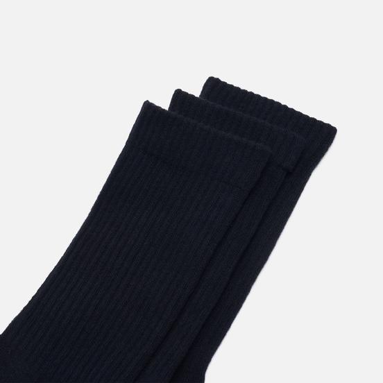 Комплект носков Timberland 3-Pack Stratham Core Sport Crew Black
