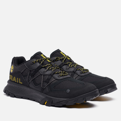 Мужские кроссовки Timberland Garrison Trail Low Black Mesh