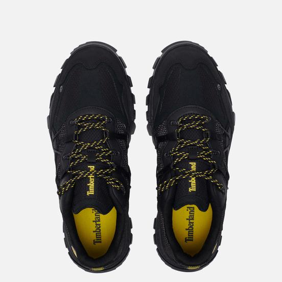 Мужские кроссовки Timberland Garrison Trail Low Black Mesh