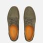 Мужские ботинки Timberland Jackson's Landing Dark Green фото - 1