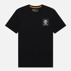 Мужская футболка Timberland Back Camo Tree Black
