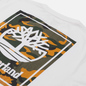 Мужская футболка Timberland Back Camo Tree White фото - 2