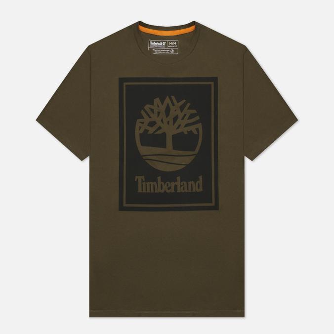 Мужская футболка Timberland Stack Logo