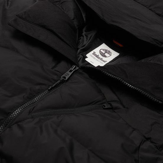 Мужской пуховик Timberland Neo Summit Quilted Hooded Black