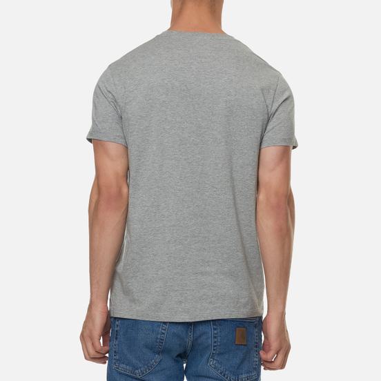 Комплект мужских футболок Timberland 3-Pack Basic Jersey Crew Black/Grey/White