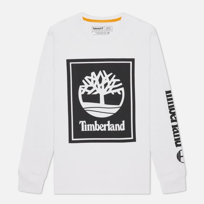 Мужской лонгслив Timberland Stack Logo