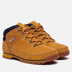 Мужские ботинки Timberland Euro Sprint Mid Wheat Nubuck