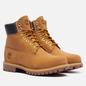 Мужские ботинки Timberland 6 Inch Premium Waterproof Warm Lined Wheat Nubuck фото - 0
