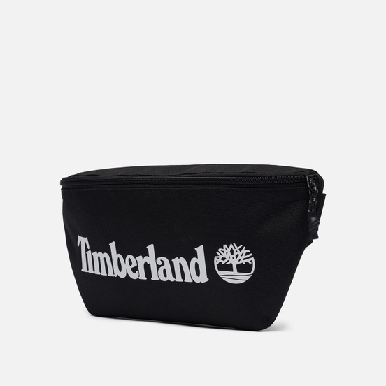 Сумка на пояс Timberland Logo Sling Black