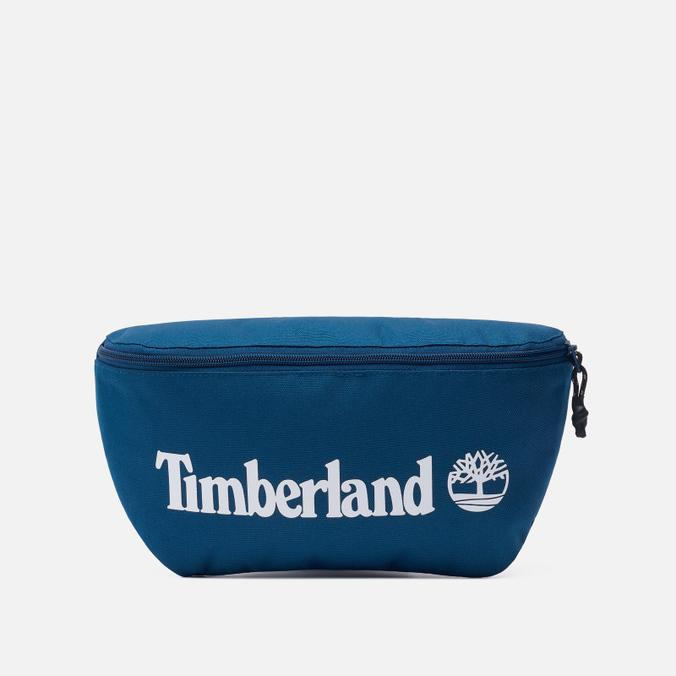 Сумка на пояс Timberland Logo Sling timberland сумка на плечо