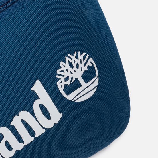 Сумка на пояс Timberland Logo Sling Majolica Blue