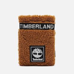 Сумка Timberland Mini Crossbody Branded Webbing Wheat