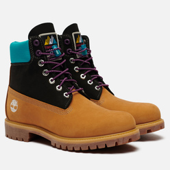 Мужские ботинки Timberland 6 Inch Premium Waterproof Wheat Nubuck