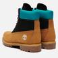 Мужские ботинки Timberland 6 Inch Premium Waterproof Wheat Nubuck фото - 2