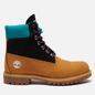 Мужские ботинки Timberland 6 Inch Premium Waterproof Wheat Nubuck фото - 3