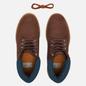 Мужские ботинки Timberland 6 Inch Premium Waterproof Dark Brown Nubuck фото - 1