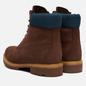 Мужские ботинки Timberland 6 Inch Premium Waterproof Dark Brown Nubuck фото - 2