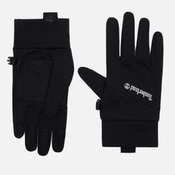 Перчатки Timberland Stretch Colorblock Softshell Fleece Black