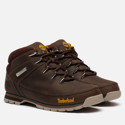 Мужские ботинки Timberland Euro Sprint Mid Medium Grey Full/Grain