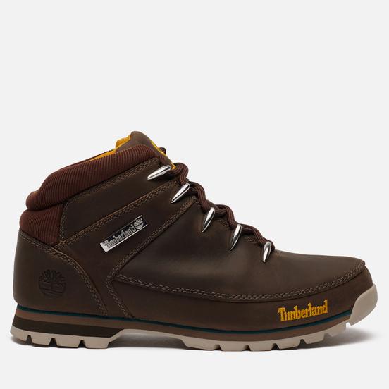 Мужские ботинки Timberland Euro Sprint Mid Medium Grey Full/Grain