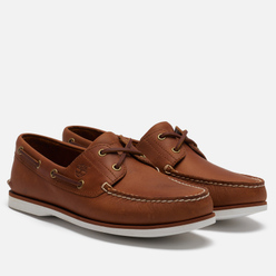 Мужские ботинки Timberland 2-Eye Classic Leather Medium Orange/Grain