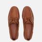 Мужские ботинки Timberland 2-Eye Classic Leather Medium Orange/Grain фото - 1