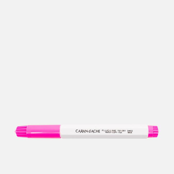 Текстовыделитель Caran d'Ache Fluo Line Pink