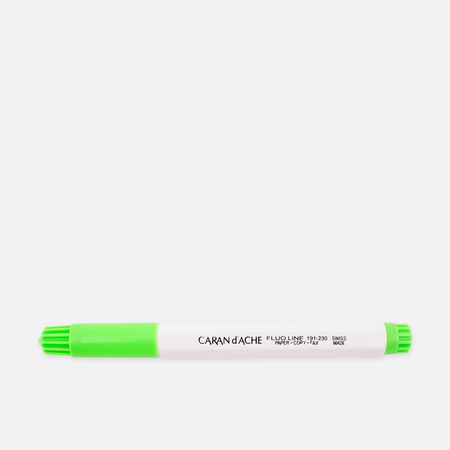Caran d'Ache Fluo Line Highlighter Green