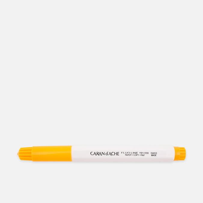 Текстовыделитель Caran d'Ache Fluo Line Orange