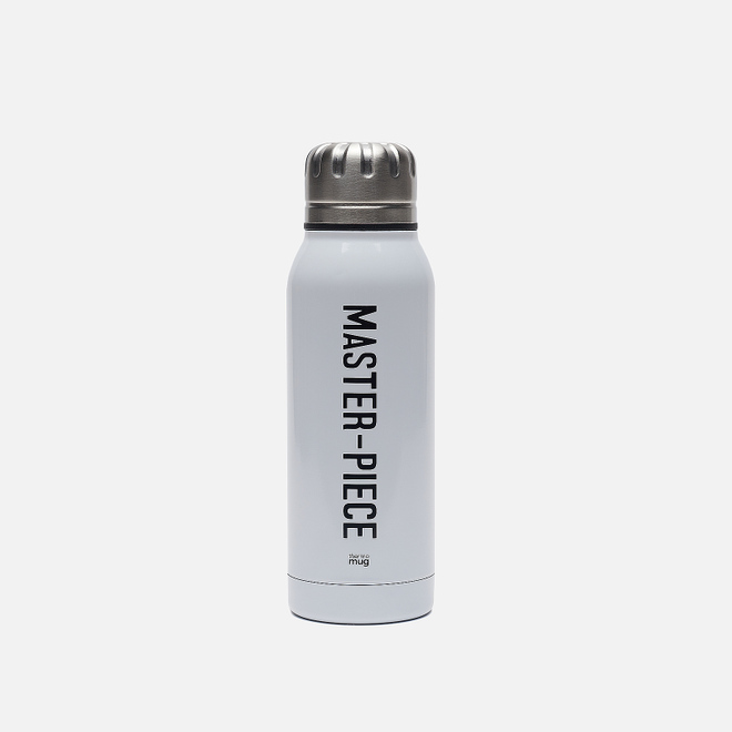 Термокружка Master-piece х Thermo Mug Umbrella Bottle 2 380ml White