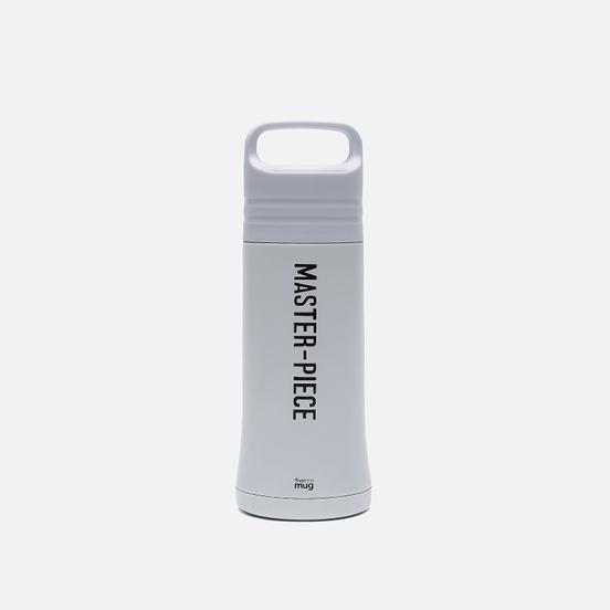 Термокружка Master-piece x Thermo Mug Core Bottle 500ml White