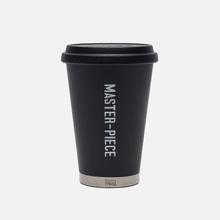 Термокружка Master-piece x Thermo Mug Mobile Tumbler Mini 300ml Black фото- 0