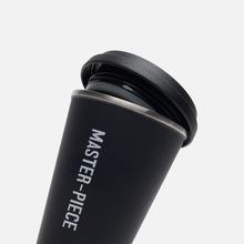 Термокружка Master-piece x Thermo Mug Mobile Tumbler Mini 300ml Black фото- 1