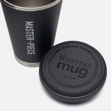 Термокружка Master-piece x Thermo Mug Mobile Tumbler Mini 300ml Black фото- 2