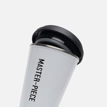 Термокружка Master-piece x Thermo Mug Mobile Tumbler Mini 300ml White фото- 1