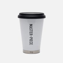 Термокружка Master-piece x Thermo Mug Mobile Tumbler Mini 300ml White фото- 0