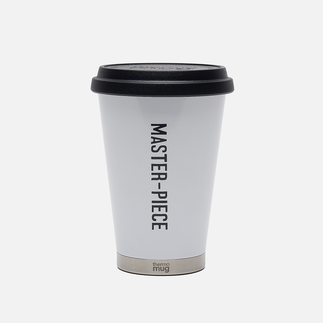 Термокружка Master-piece x Thermo Mug Mobile Tumbler Mini 300ml White