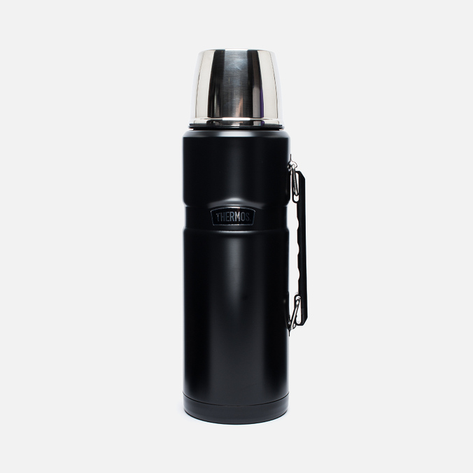 Термокружка Thermos SK1005 470ml Matte Black