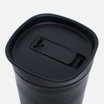 Термокружка Thermos Thermocafe 470ml Black фото- 1